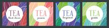 Design Of Square Tea Packaging...