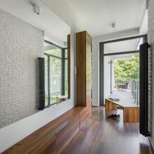 Home Corridor Wooden Elements