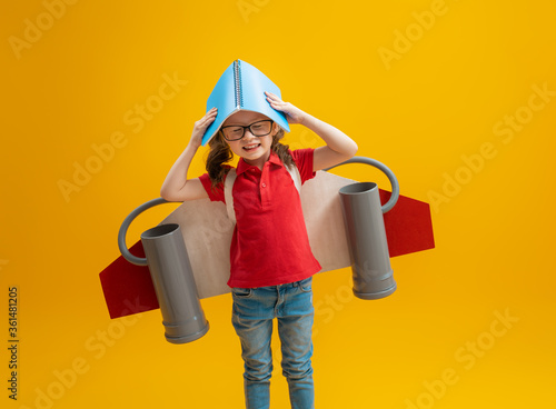 Fotografie, Obraz Back to school and happy time!