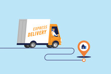 Express Delivery Services And ...