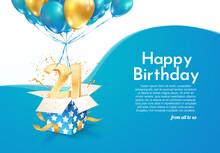 Celebrating 21 St Years Birthd...
