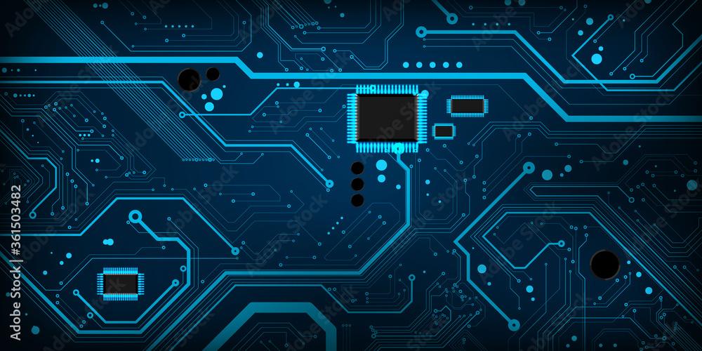 Fototapeta technology modern design concept. abstract texture background