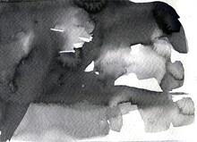 Vector Watercolor Hand Drawn B...