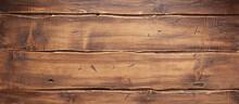 Old Wooden Plank Board Backgro...