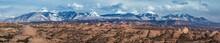 Petrified Dunes Panorama