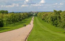 Road To Windsor Castle