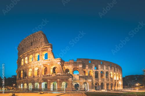 Vászonkép Rome, Italy