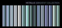 Pastel Blue Purple Chrome Grad...