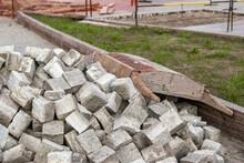 Construction Work, Pavement Re...