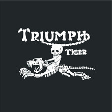 Legendary Triumph Tiger Motorc...