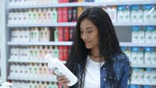 Shopping Concepts. Asian Women...
