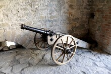 Cannon In The Khotyn Fortress ...