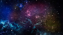 Planets And Galaxy, Cosmos, Ph...