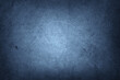 canvas print picture - Blue textured background