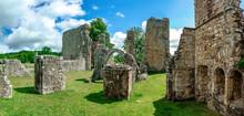 Ruins Of Bayham Abbey, East Su...