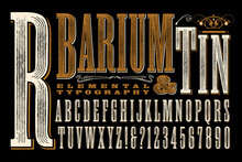 Barium & Tin Is An Original Ty...