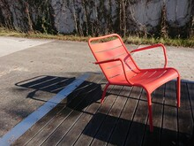 Lazy Red  Chairs