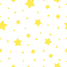 Space Pattern Stars
