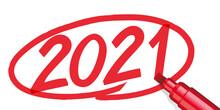 L'année 2021 écrite à La ...