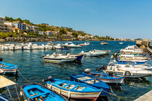 The Harbour And Promenade Of A...