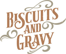 Vintage Biscuits And Gravy Bre...
