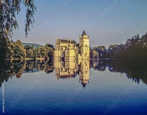 Castle Anif, Austria Canvas Print