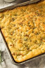 Homemade Garlic And Rosemary F...