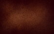canvas print picture - abstract brown grunge background bg texture wallpaper
