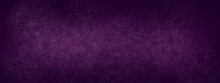 Abstract Purple Grunge Backgro...