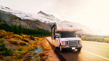 RVing In The Mountains In Clas...