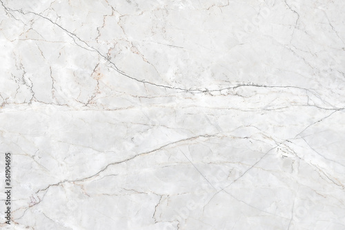 Fotografie, Tablou White marble texture abstract background pattern with high resolution