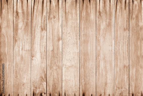 Brown wood texture background Canvas Print