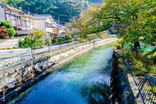 琵琶湖疏水 旧山科運河 Wallpaper Mural