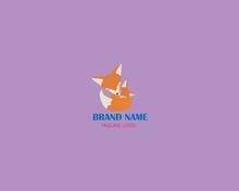 Animal Logos With Unique Color Combinations