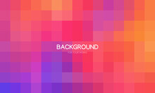 Abstract Colorful Geometric Ba...
