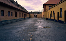 Terezin Concentration Camp In Czechia