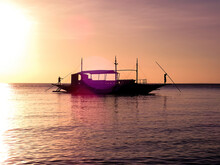 Traditional Philippine Boat Be...