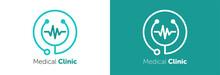 Medical Clinic Logo Design Tem...