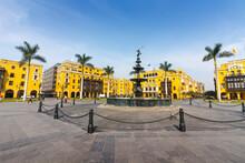 LIMA, PERU: View Of The Antiqu...