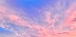 fréjus ciel nuage coché de soleil soir var nature rosé rose violet mauve