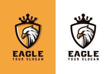 Eagle King With Shield Sport O...