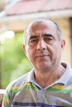 Turkish Man Portrait