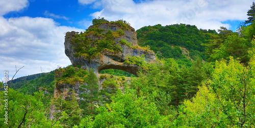 Cuadros en Lienzo Sabot de Malepeyre- amazing geology rock Lozere
