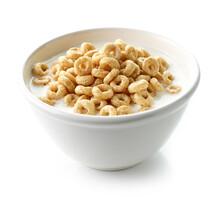 Bowl Of Breakfast Rings