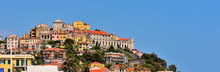Panorama Of Porto Maurizio Imp...