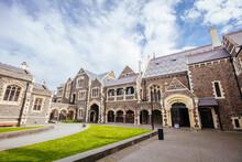 The Arts Centre Christchurch N...