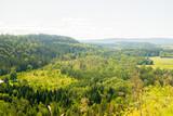 Fototapeta Na ścianę - beautiful landscape of France