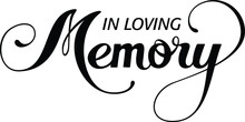 In Loving Memory - Custom Call...