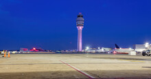 Air Traffic Control Tower Afte...