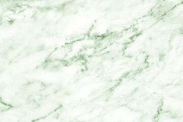 Fototapeta Do Spa Green white marble wall surface gray pattern graphic abstract light elegant for do floor plan ceramic counter texture tile silver background.